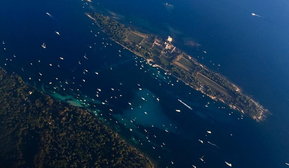 A little piece of Paradise; the Lérins Islands